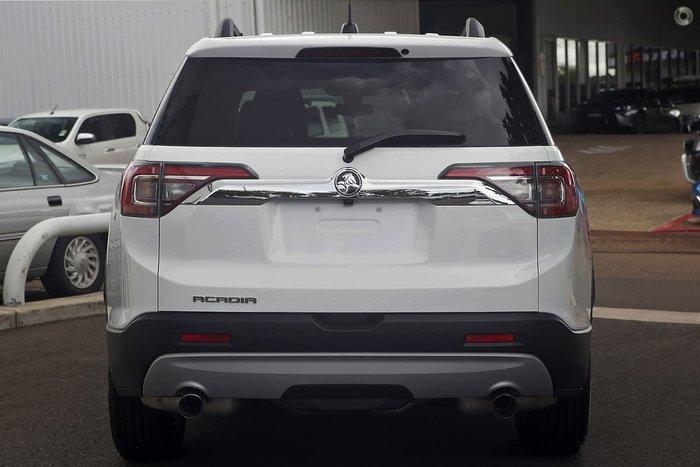 2019 Holden Acadia LT AC MY19 4X4 On Demand White