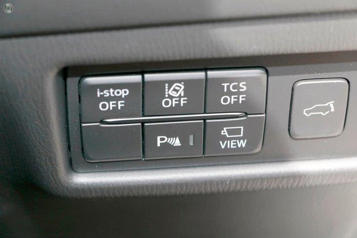 2019 Mazda CX-5 Akera KF Series 4X4 On Demand Silver