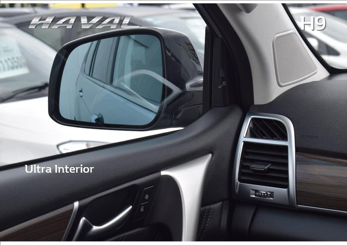 2019 Haval H9 Ultra MY19 Four Wheel Drive Silver