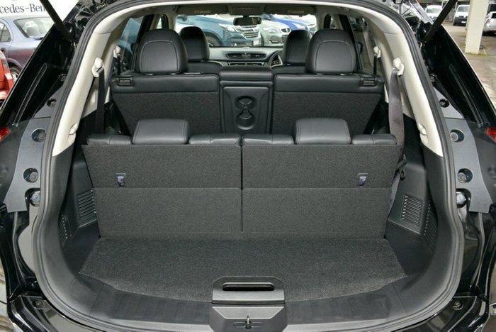 2019 Nissan X-TRAIL ST-L T32 Series II DIAMOND BLACK