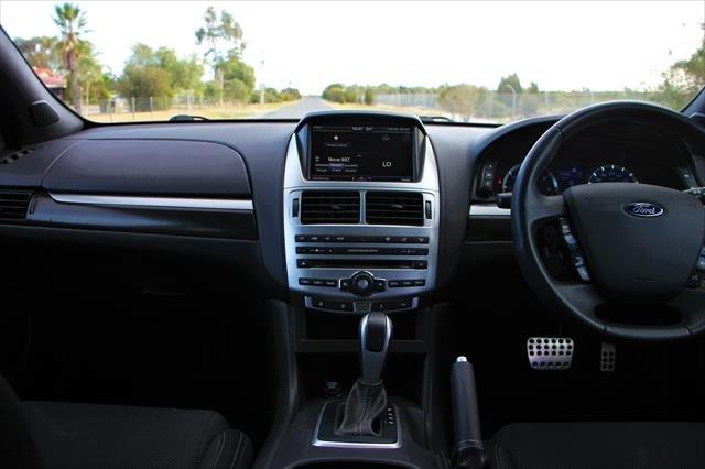 2015 Ford Falcon XR6 FG X BLACK
