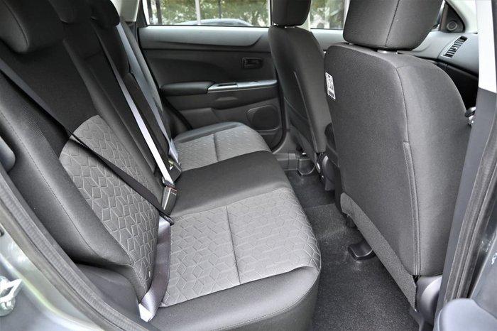 2020 Mitsubishi ASX ES XD MY20 Grey