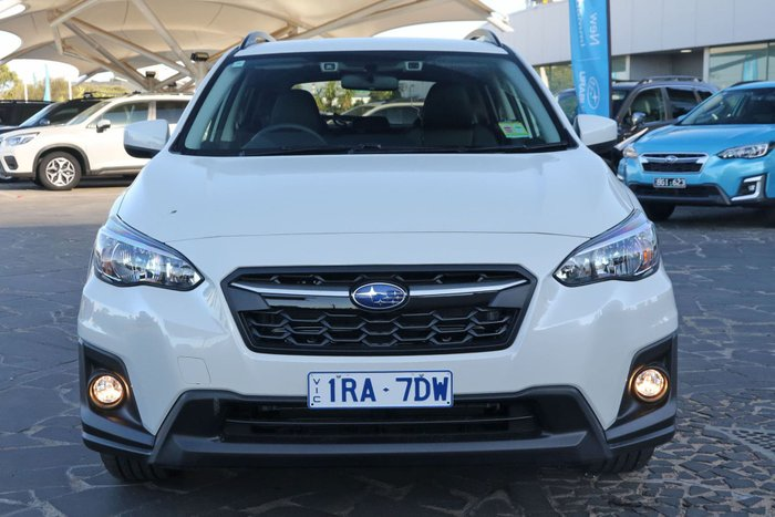 2019 Subaru XV 2.0i Limited Edition G5X MY19 Four Wheel Drive White