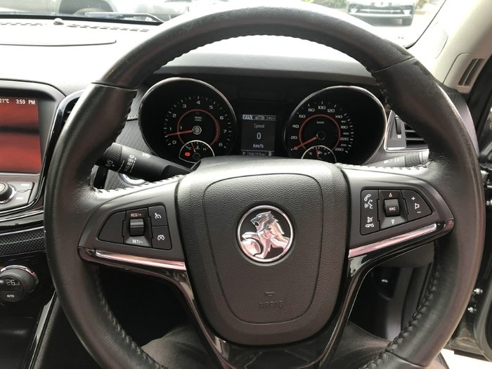 2015 Holden Ute SV6 VF Series II MY16 GREY