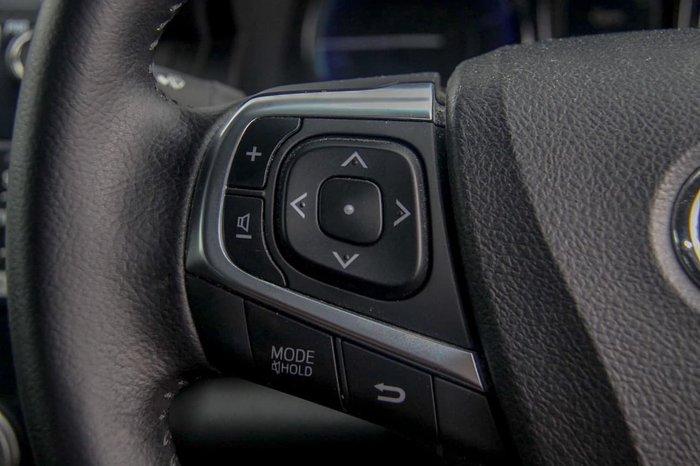 2016 Toyota Camry Atara SL ASV50R White