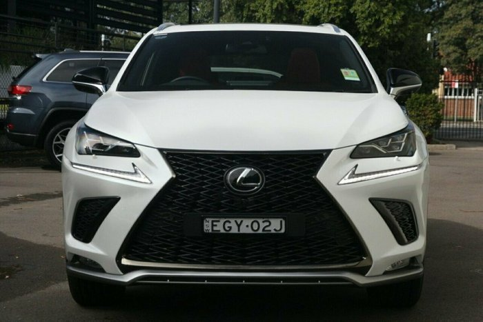 2019 Lexus NX NX300 F Sport AGZ15R 4X4 On Demand Sonic Quartz