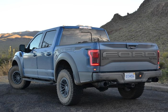 2019 FORD F150 Raptor (No Series) Blue