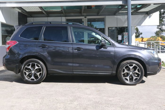 2014 Subaru Forester 2.5i-S S4 MY14 Four Wheel Drive Grey