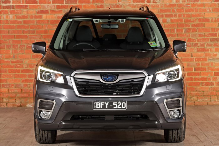 2019 Subaru Forester 2.5i Premium S5 MY20 Four Wheel Drive Grey