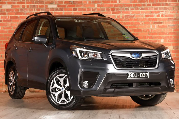 2019 Subaru Forester 2.5i-L S5 MY20 Four Wheel Drive Grey