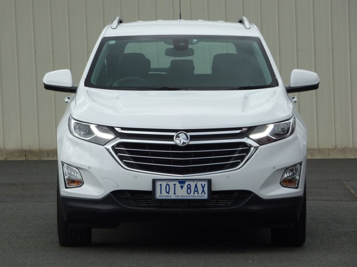 2019 Holden Equinox LTZ EQ MY18 White