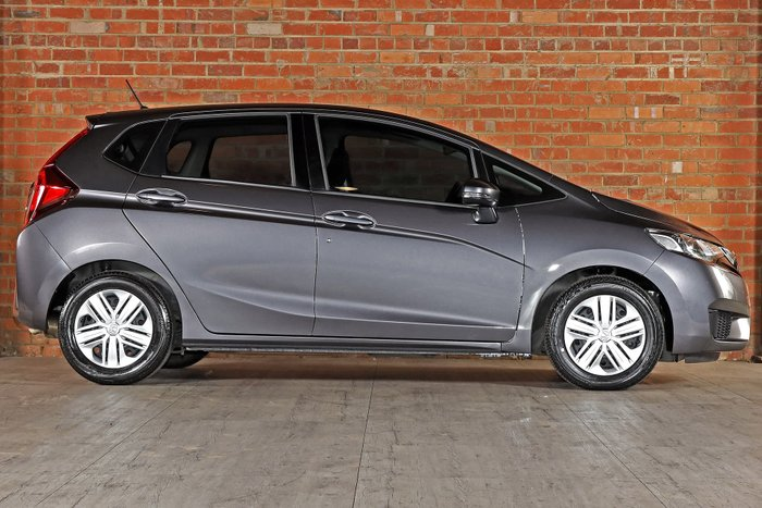2016 Honda Jazz Limited Edition GF MY17 Grey