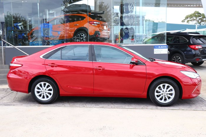 2015 Toyota Camry Altise ASV50R Red