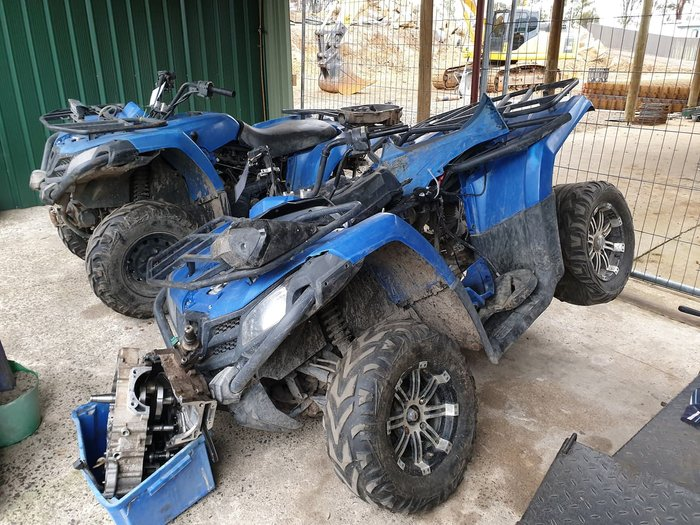 2018 CFMOTO X400 null null Blue
