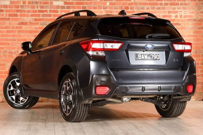 2019 Subaru XV 2.0i Premium G5X MY19 Four Wheel Drive Grey