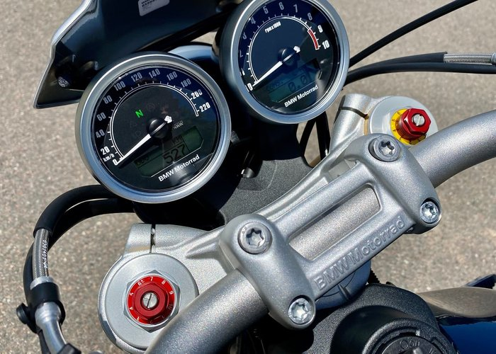 2020 BMW R NINE T OPTION 719 null null Silver