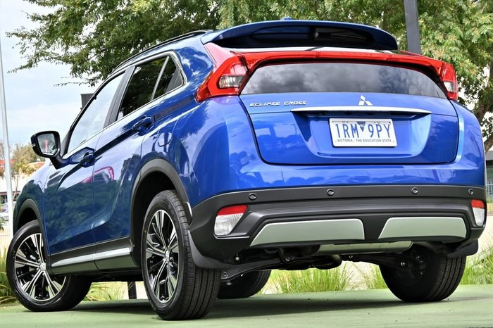2019 Mitsubishi Eclipse Cross LS YA MY20 Blue