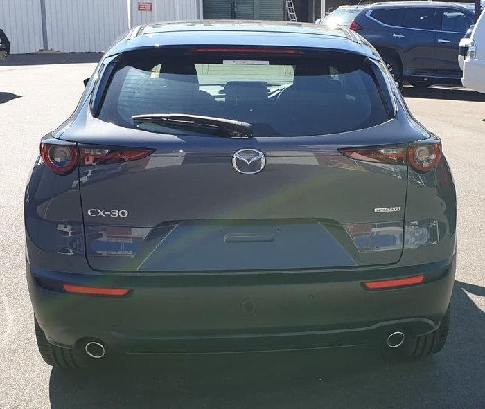 2020 Mazda CX-30 G20 Touring DM Series Grey