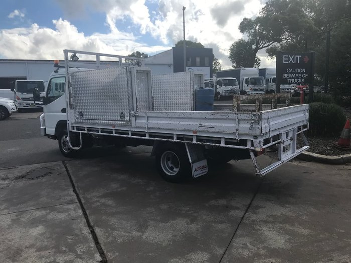 2009 MITSUBISHI FUSO CANTER TABLE TOP TOOL BOXES null null WHITE