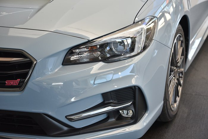 2019 Subaru Levorg 2.0 STI Sport V1 MY20 Four Wheel Drive Grey