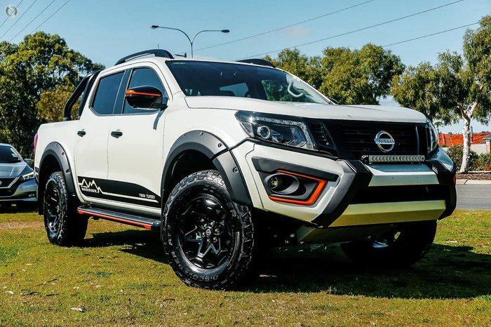 2019 Nissan Navara N-TREK Warrior