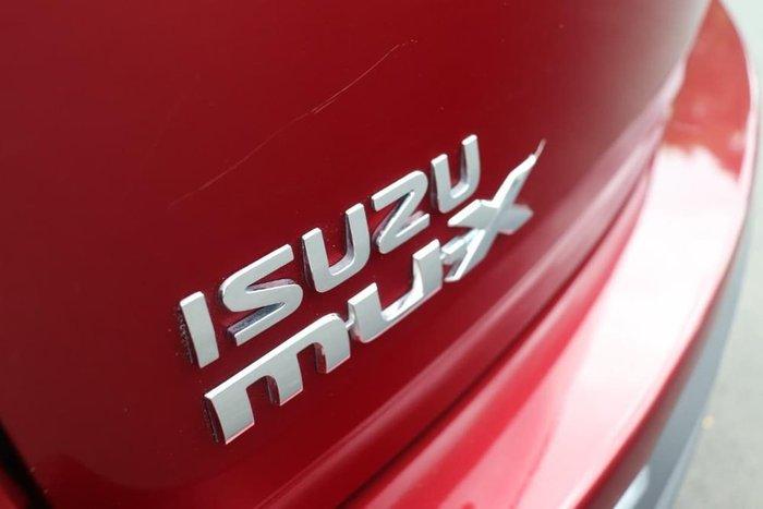 2018 Isuzu MU-X LS-U MY18