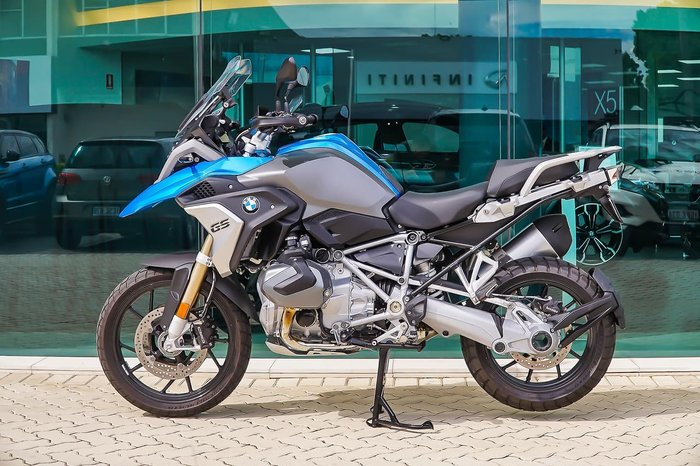 2019 BMW R 1250 GS null null Blue