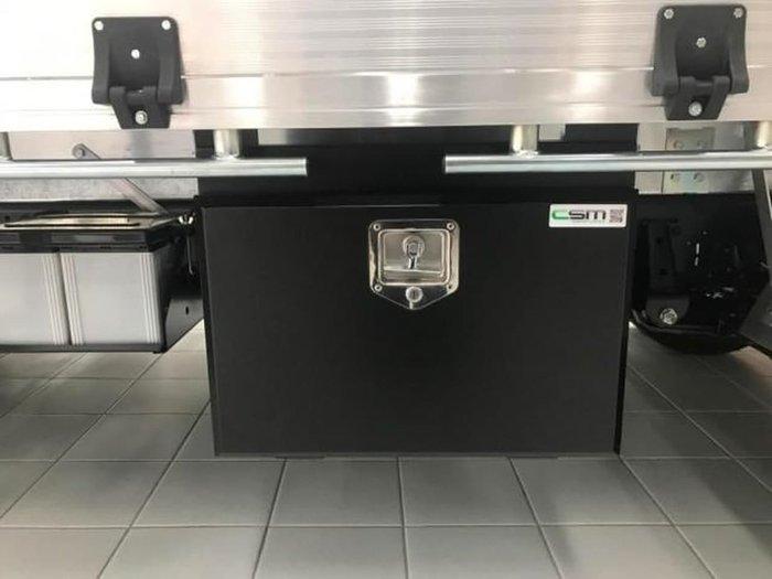 2019 ISUZU NPR 45/55-155 MWB AMT TRADEPACK Silver