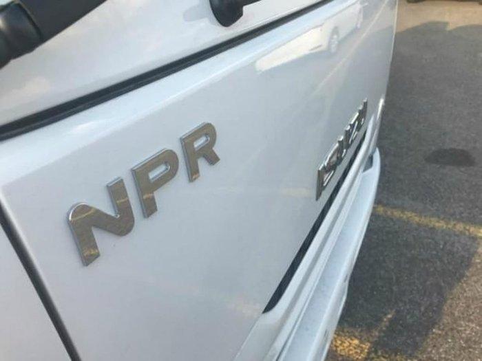 2019 ISUZU NPR 65/45-190 TIPPER MY18 White