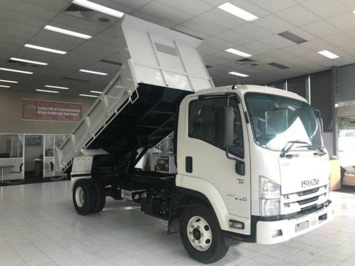 2020 ISUZU FRR 107-210 TC AMT TIPPER White