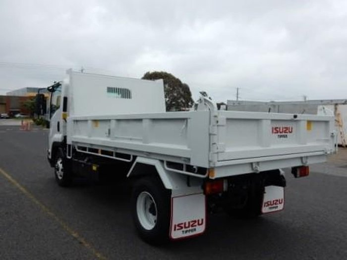 2020 ISUZU FRR 107-210 MANUAL TIPPER null null White