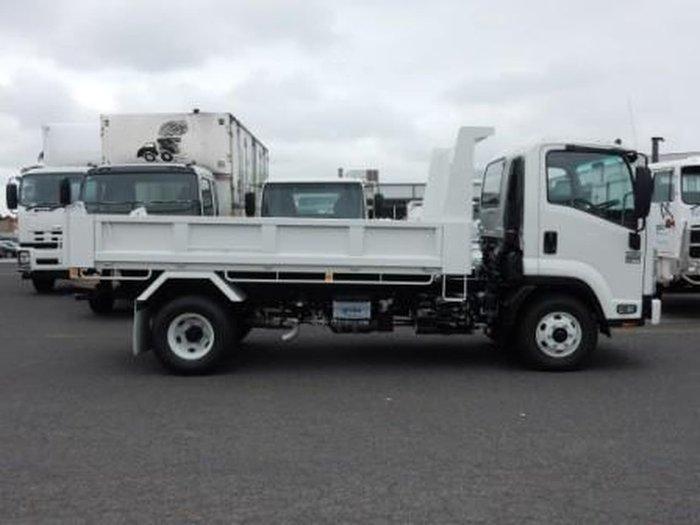2020 ISUZU FRR 107-210 MANUAL TIPPER White