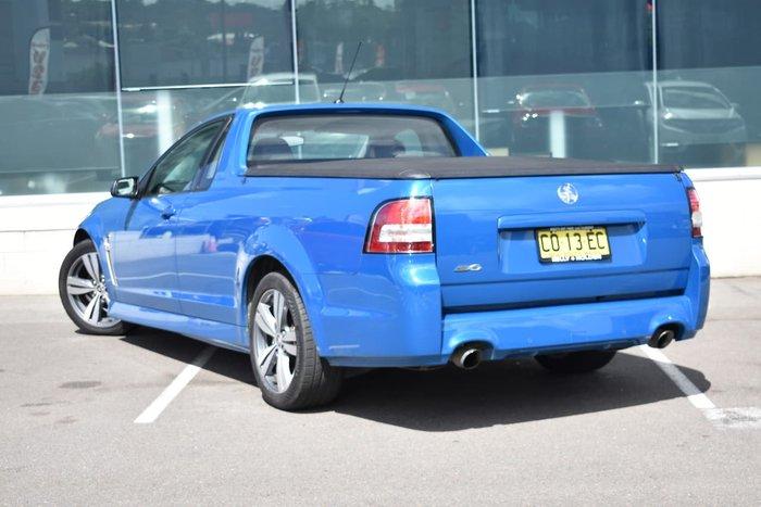 2014 Holden Ute SV6 VF MY14 Blue