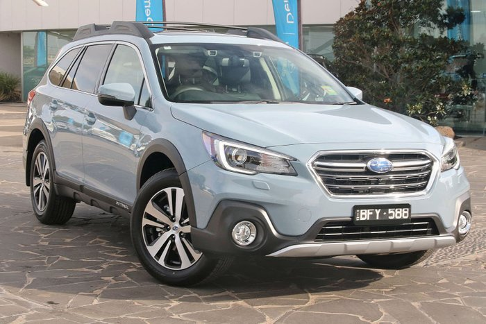 2020 Subaru Outback 2.0D Premium 5GEN MY20 Four Wheel Drive Grey