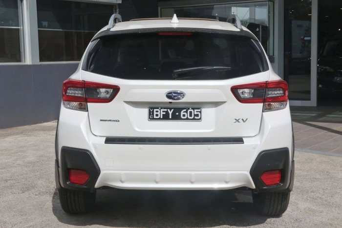 2019 Subaru XV 2.0i-S G5X MY20 Four Wheel Drive White
