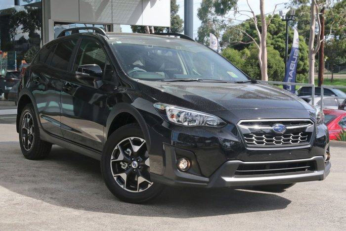 2019 Subaru XV 2.0i-L G5X MY19 Four Wheel Drive Black