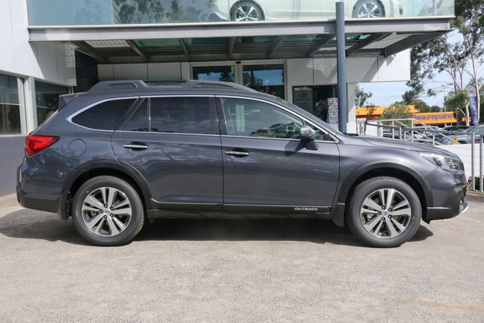 2019 Subaru Outback 2.5i Sports Premium 5GEN MY20 Four Wheel Drive Grey