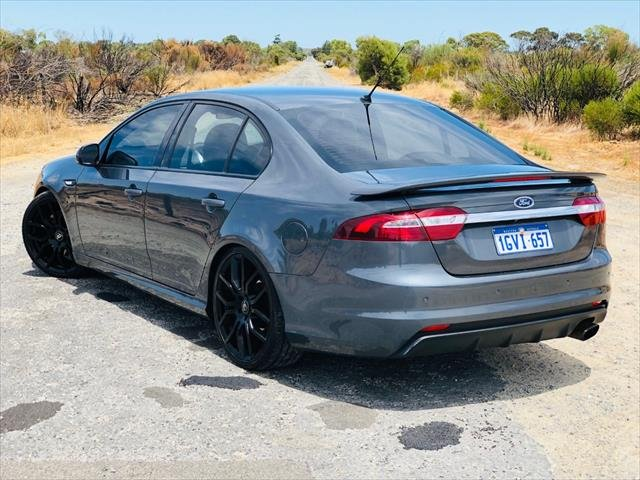 2015 Ford Falcon XR6 Turbo FG X GREY