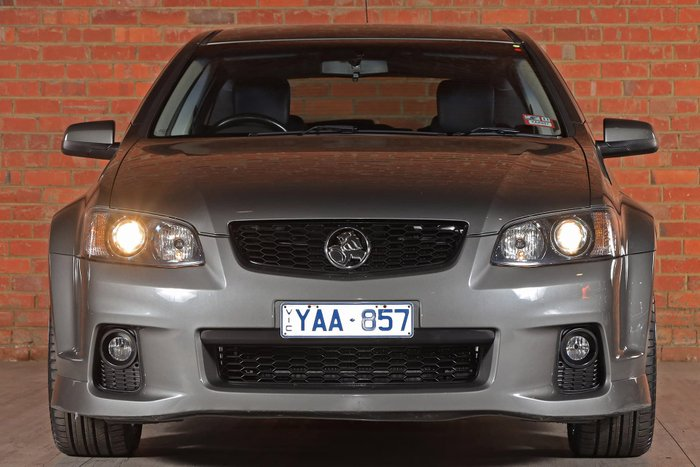 2010 Holden Commodore SS V VE Series II Grey
