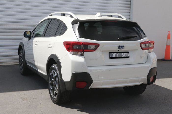 2020 Subaru XV 2.0i-S G5X MY20 Four Wheel Drive White