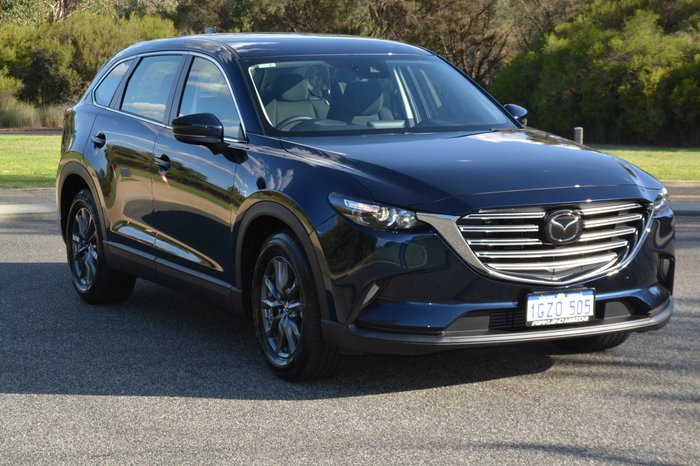 2019 Mazda CX-9 Sport TC 4X4 On Demand Black
