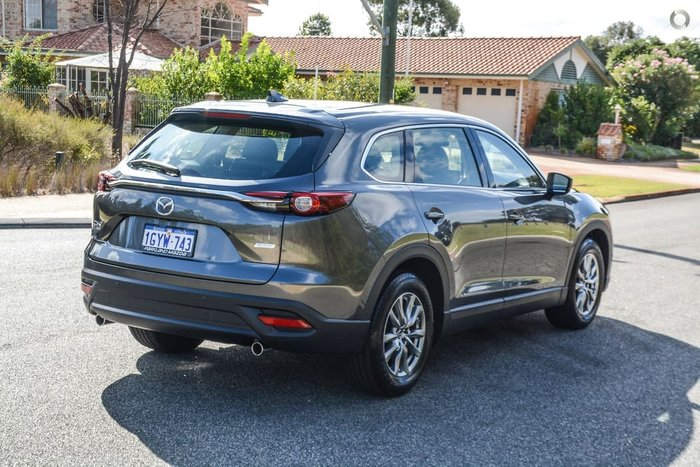 2019 Mazda CX-9 Touring TC 4X4 On Demand Grey