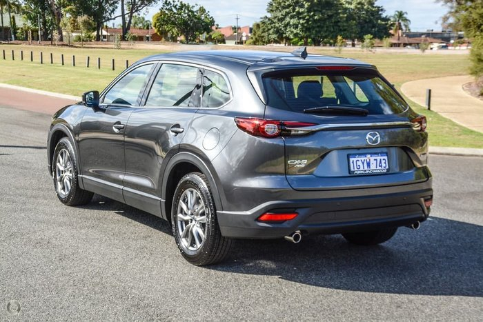 2019 Mazda CX-9 Touring TC 4X4 On Demand Machine Grey