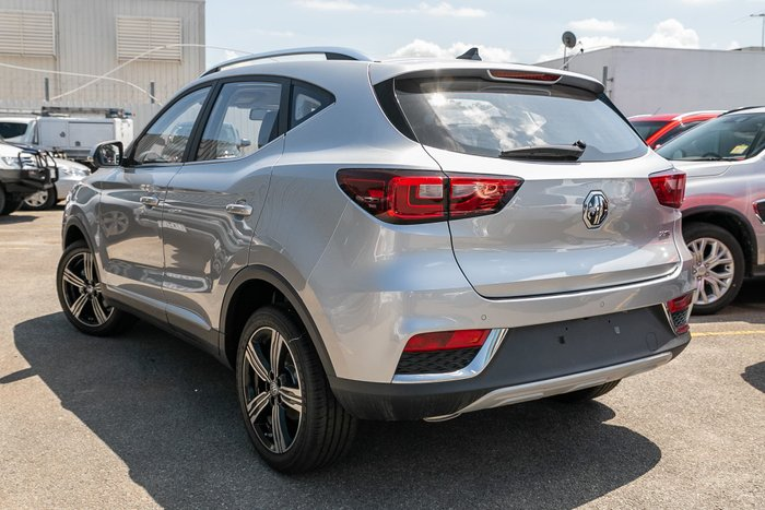 2019 MG ZS Excite Plus AZS1 MY19 Silver
