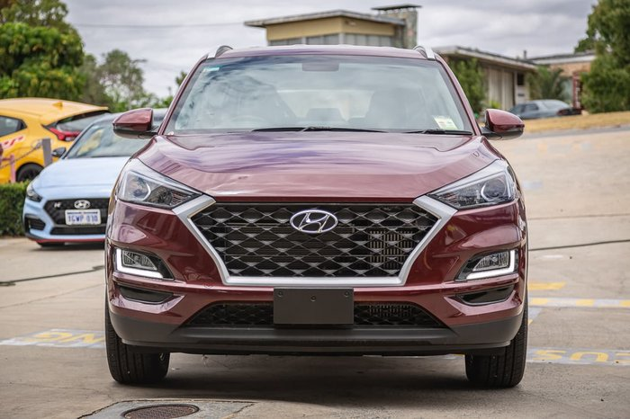 2019 Hyundai Tucson Active TL4 MY20 Red