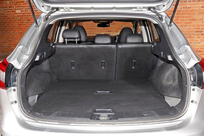 2017 Nissan QASHQAI TL J11 Silver
