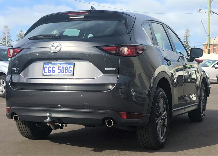 2017 Mazda CX-5 Touring KF Series 4X4 On Demand Grey