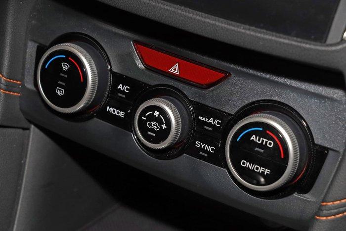 2019 Subaru XV 2.0i Premium G5X MY19 Four Wheel Drive Red