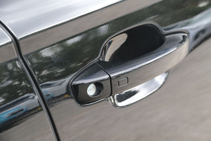 2017 Audi A6 Black Edition C7 MY18 Four Wheel Drive Black