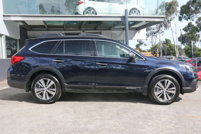 2019 Subaru Outback 2.5i Sports Premium 5GEN MY20 Four Wheel Drive Blue